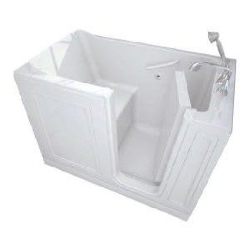 American Standard 50 Quot X 30 Quot Walk In Tub With Quick Drain