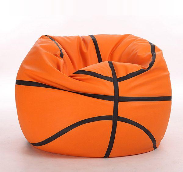 Basketball Bean Bag Chair Bean Bag Chair Kids Bean Bag Chair Basketball Bedroom