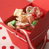 Snowflake Mix ... sounds yummy and looks like a great gift idea