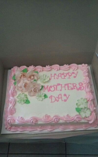 Mothers Day Sheet Cake Sheet Cake Cake Mothers Day