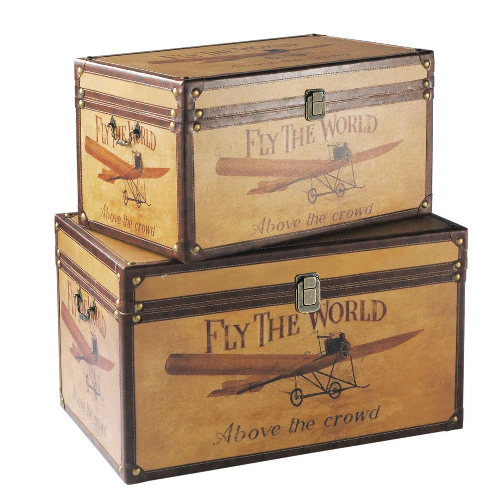 Set van 2 koffers Piloot