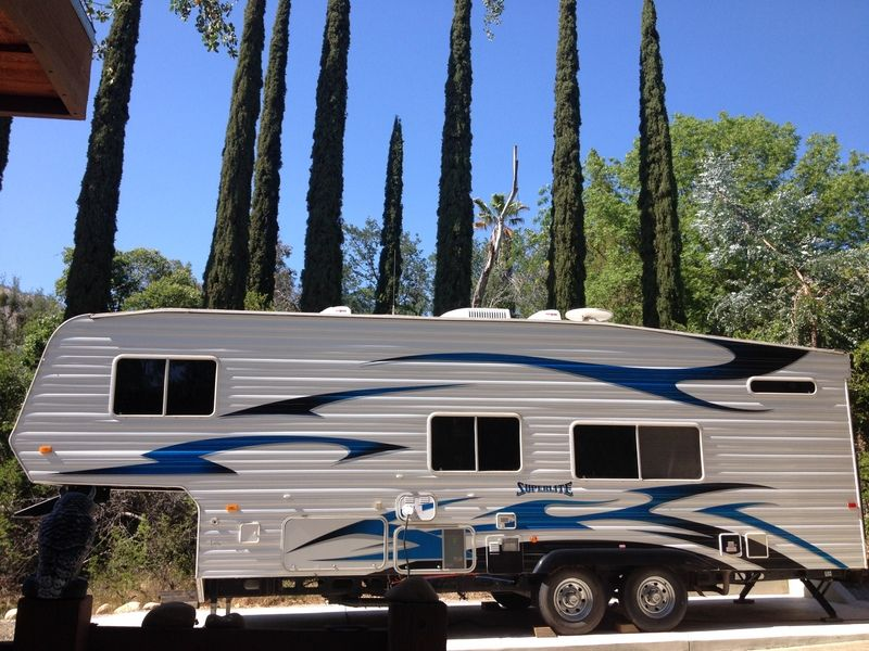 2007 Weekend Warrior Super-Lite SL2805, Toy Haulers 5th Wheels RV ...