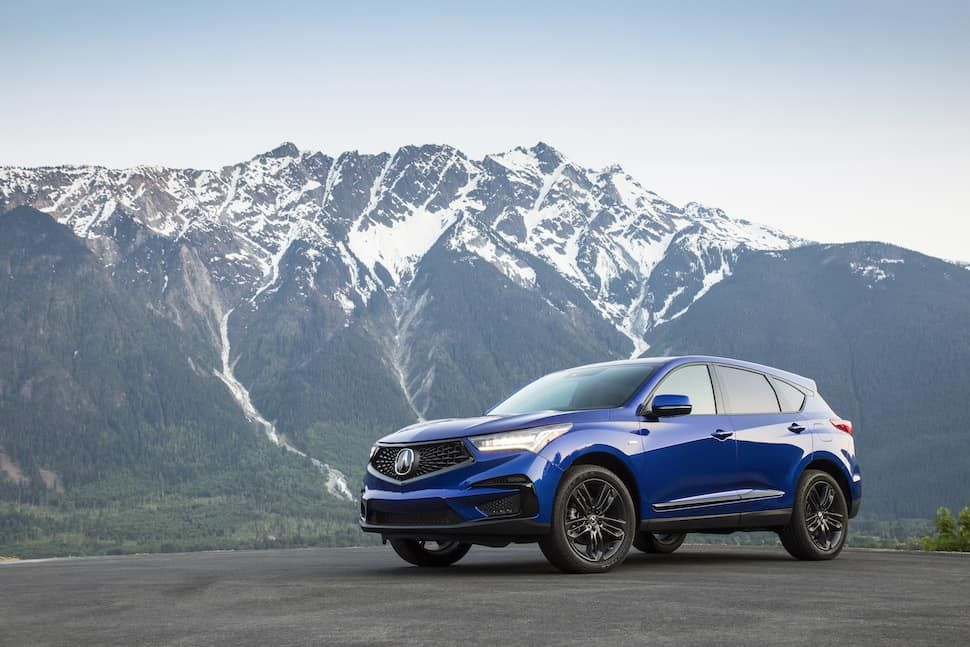 2020 Acura Rdx Hits Dealerhips Today Starting At Us 37 600 Acura Rdx Acura Acura Luxury