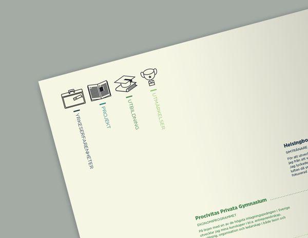 展現資訊視覺化的 履歷設計 MyDesy 淘靈感 Layout Pinterest - envelope for resume