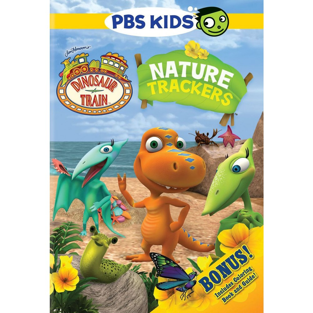 Dinosaur Train Nature Trackers (With images) Dinosaur