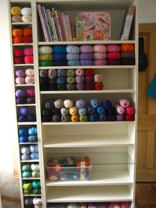 Lovely yarn and color inspiration