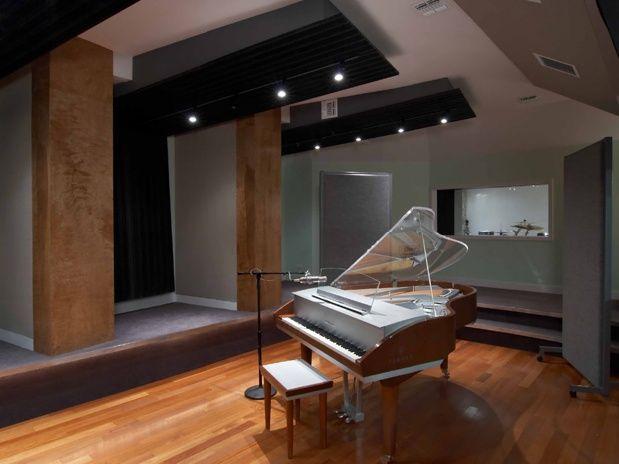 Alicia Keys Live Room Long Island Ny Recording Studio Setup