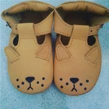 Genuine Leather New Born baby Panda/Bear/Bunny Australia Brand Kids Shoe #babypandabears