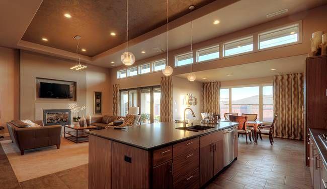 Open Floor Plans Open Floor House Plans Modern Floor Plans Open Floor Plan Kitchen
