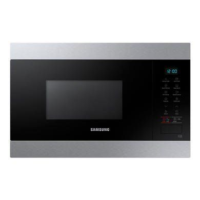 Samsung Ms22m8074at 22l Built In Standard Microwave Stainless Steel