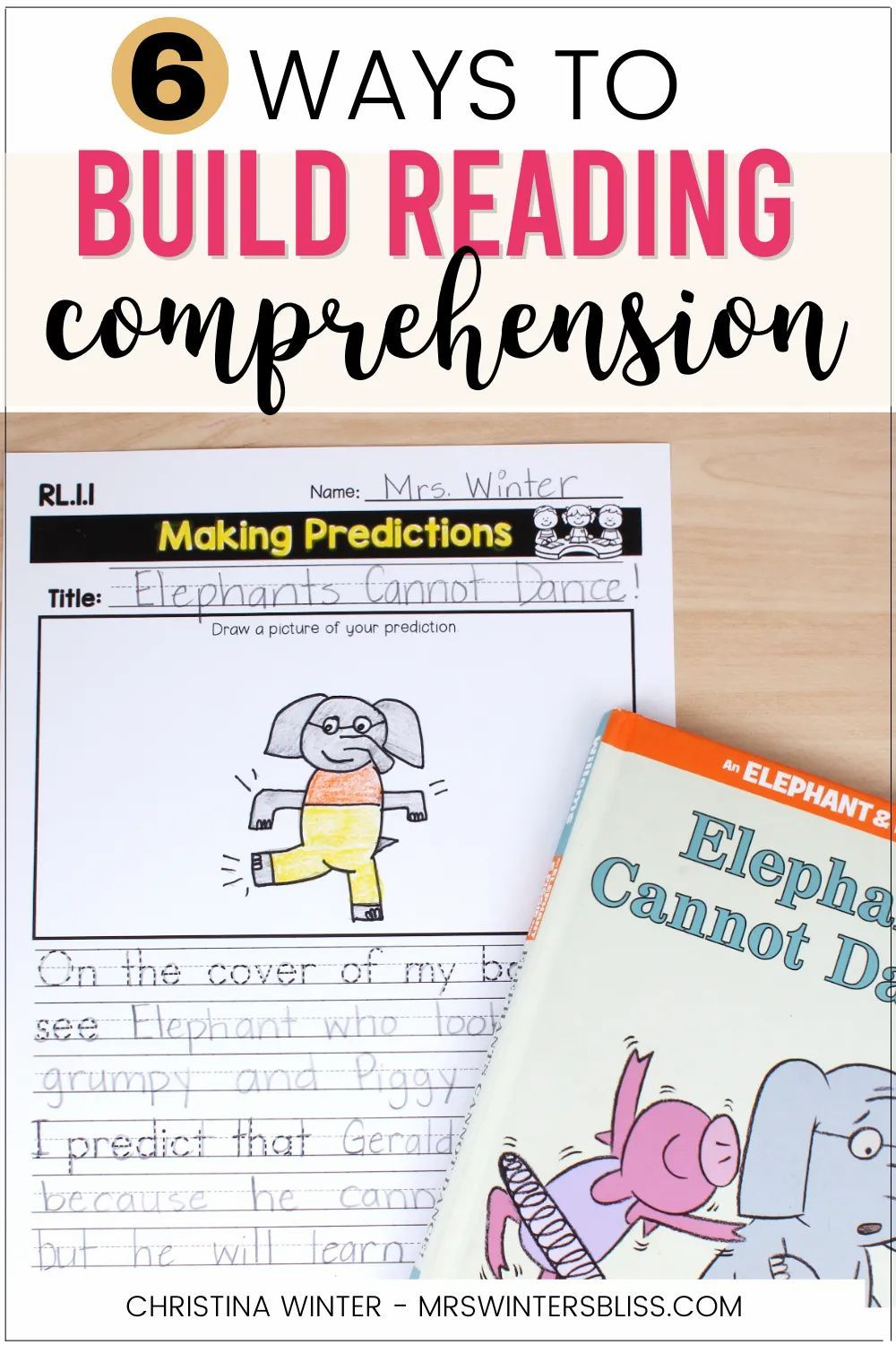 The 6 Best Ways To Build Reading Comprehension In 2021 Reading Comprehension Kindergarten Reading Activities Reading Comprehension Strategies Best reading comprehension books for