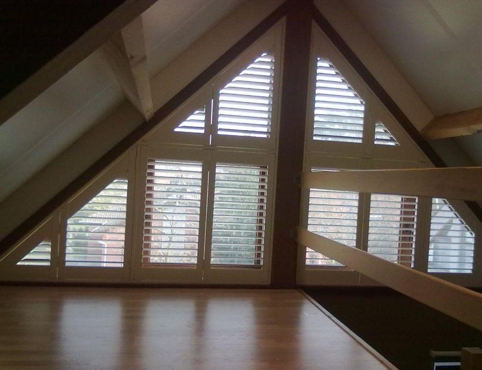 Onwijs Van Eyck shutters zijn uitermate geschikt als raambekleding voor KB-57