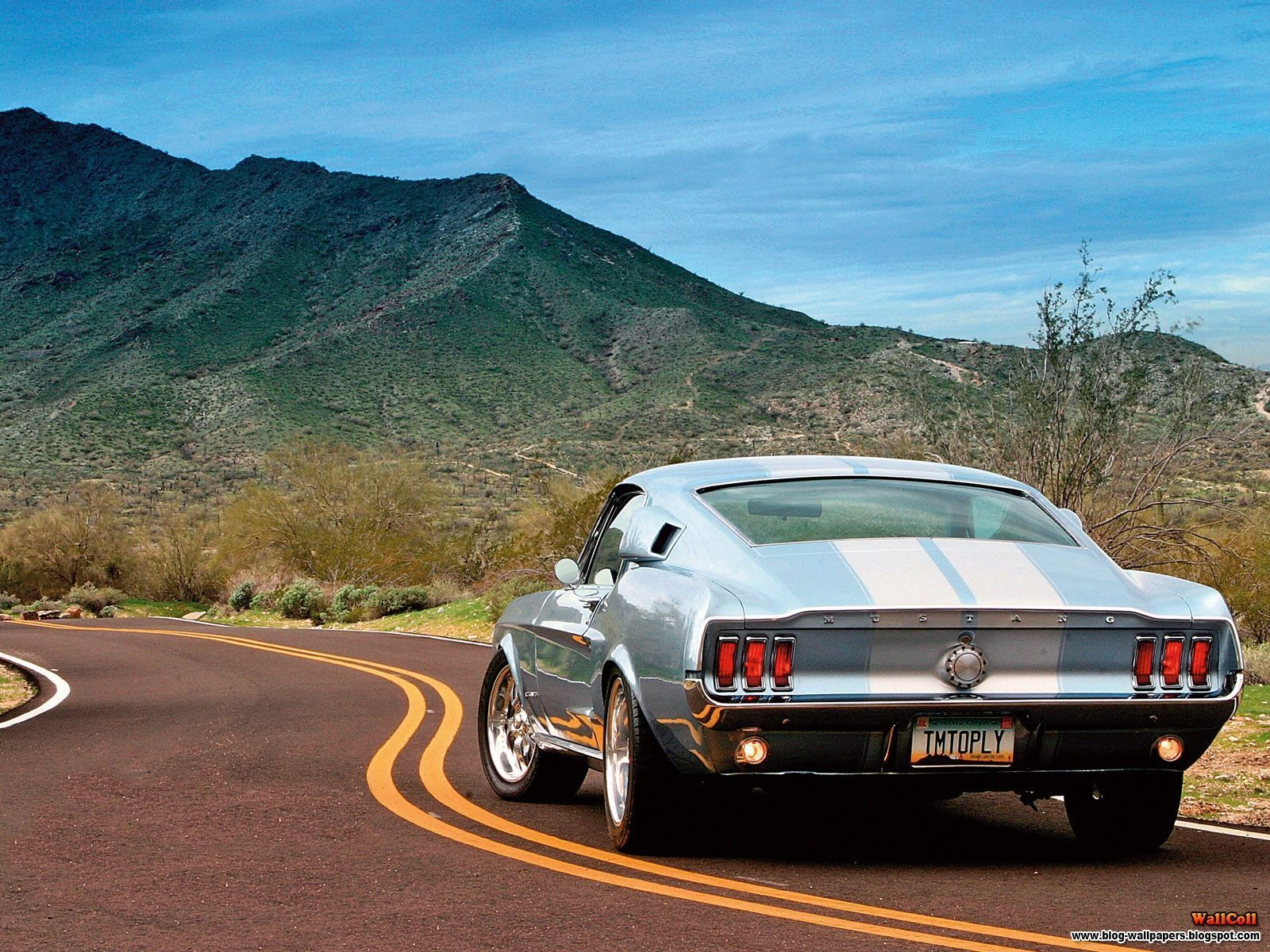 1967 Mustang Wallpapers Wallpaper Cave Ford mustang