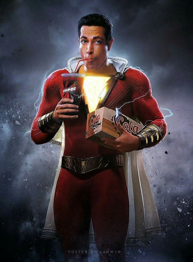 Movies to watch: Shazam