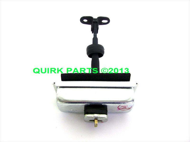 02 07 Jeep Liberty Check Arm Strap For Left Or Right Side Front