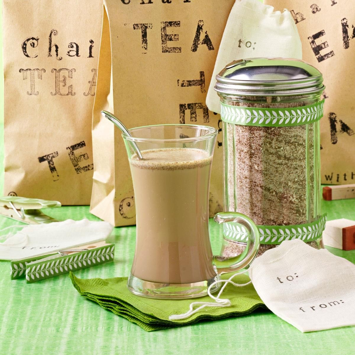 Tea Mix Recipe, Chai Tea Recipe