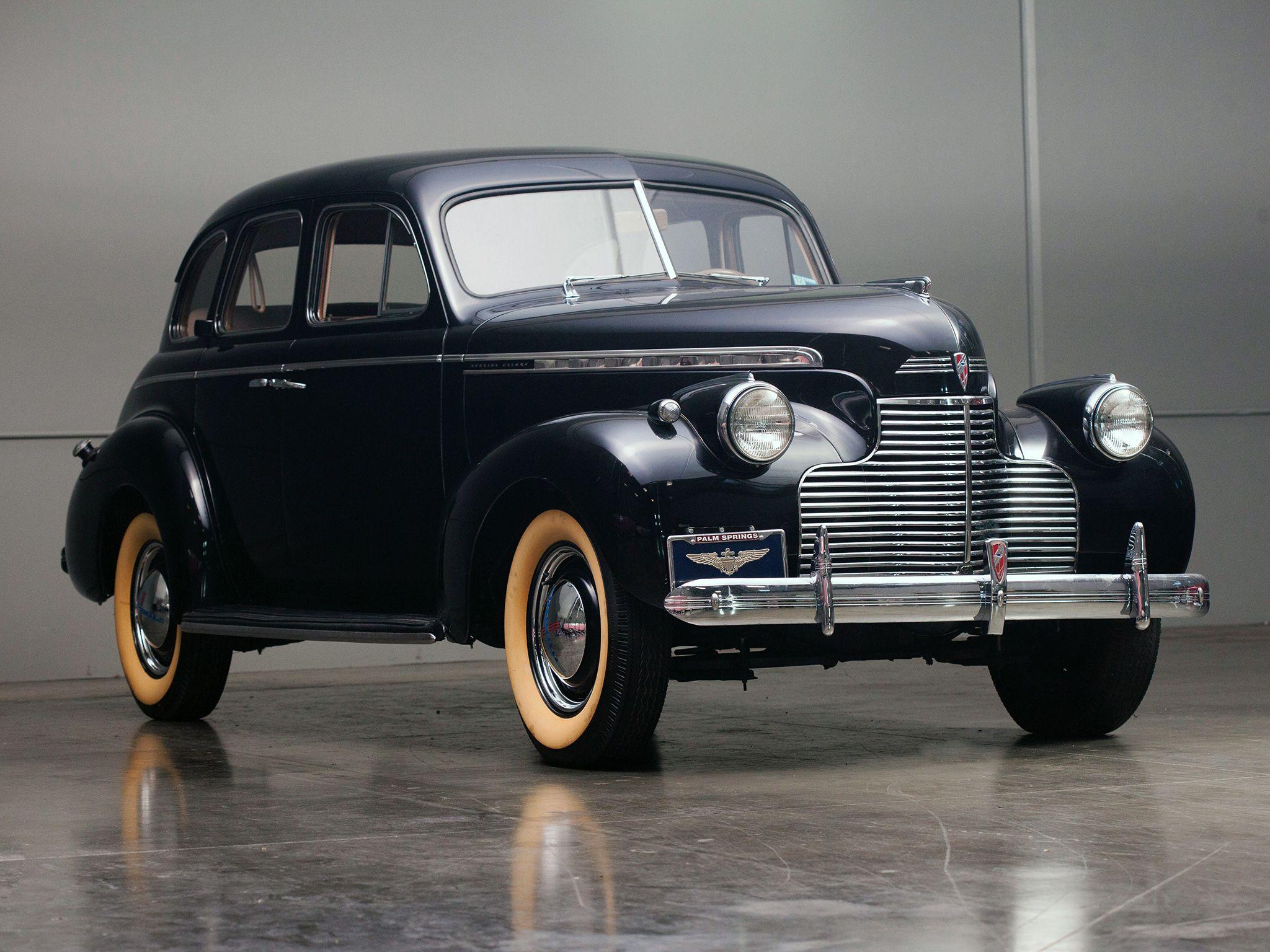 1940 Chevrolet Special DeLuxe 4-door Sport Sedan | The Automobile ...