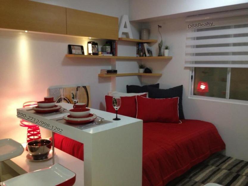 Studio Unit by Ilustrata Residences Condominiums Quezon City