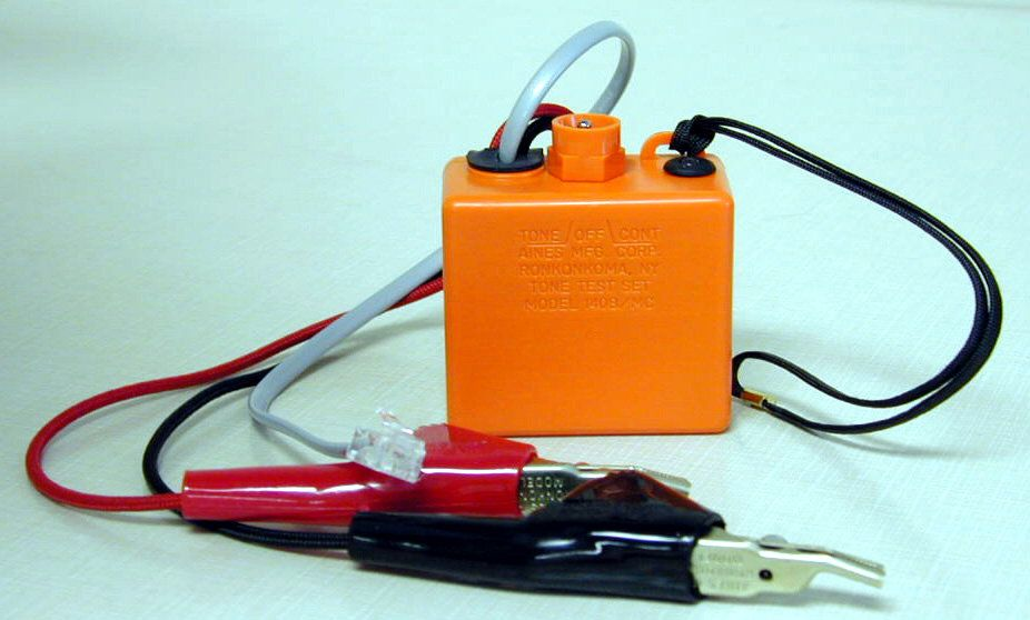 BellSouth technician test set called the Tone Generator\