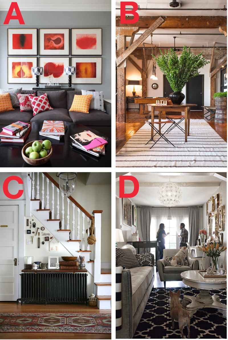 Trust Your Taste: Our Ultimate Find-Your-Style Quiz  Interior
