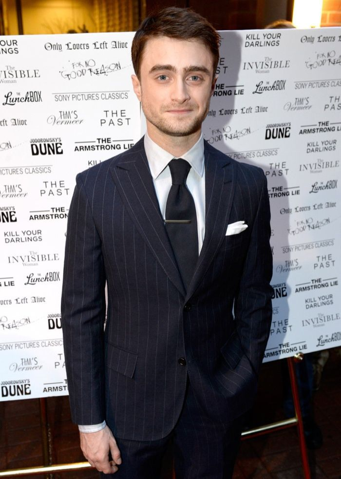 DANIEL RADCLIFFE IN TODD SNYDER - THE F WORD PREMIERE