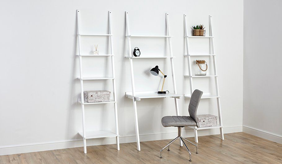 office shelving unit. buy george home tamsin shelving unit and desk - white from our view all office range ?