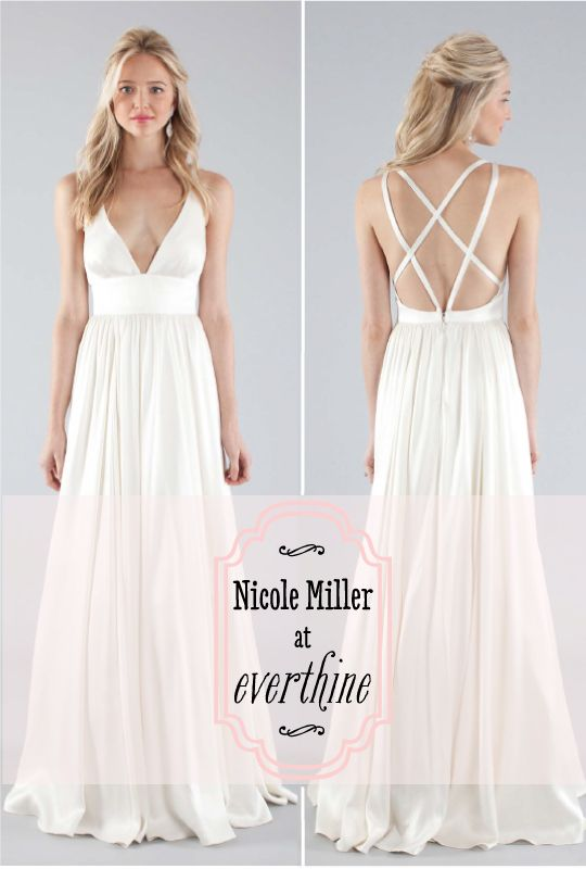 Nicole Miller Bridal available Everthine Bridal Boutique – a bridal ...