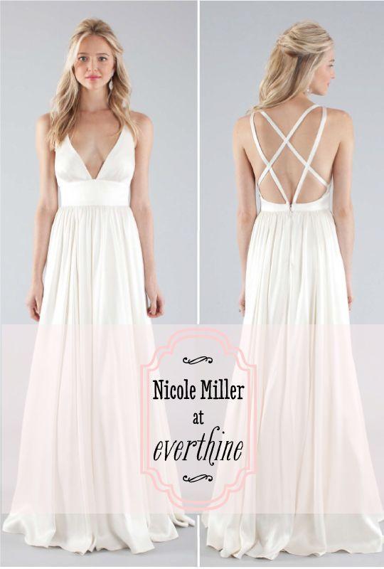 Fresh Nicole Miller Bridal available Everthine Bridal Boutique u a bridal shop serving Connecticut Rhode Island