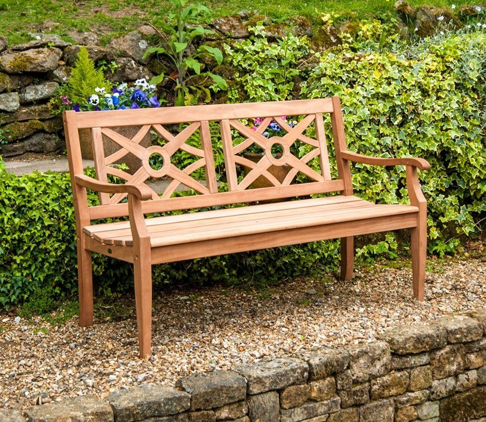 Miraculous Alexander Rose Mahogany Heritage 5Ft Bench Alexander Rose Pabps2019 Chair Design Images Pabps2019Com