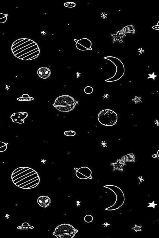 Best Black Apple Iphone Wallpaper In 2020 Wallpaper Space Cute