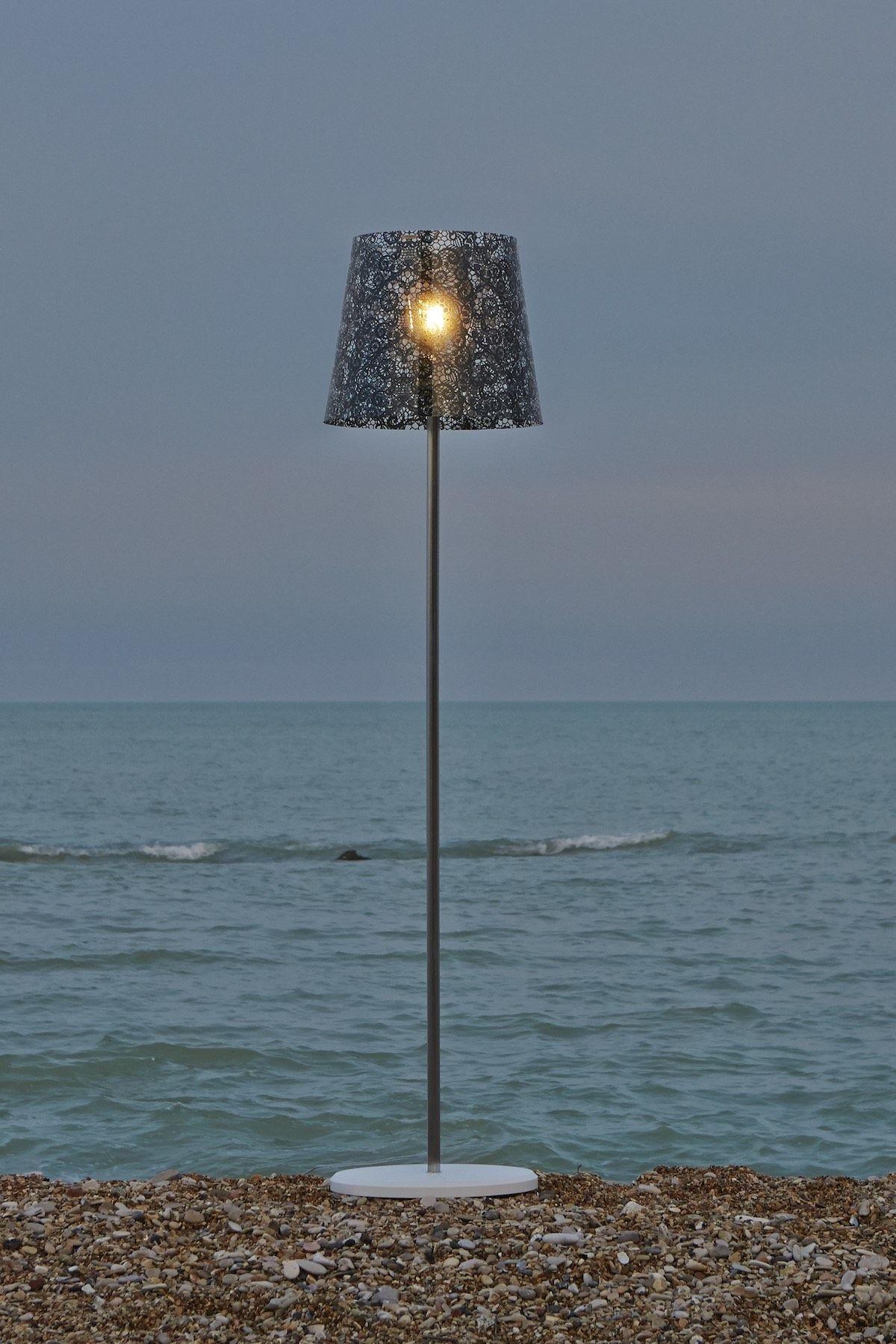 Lampada da terra per soggiorno design Pixi Pizzo Pixi