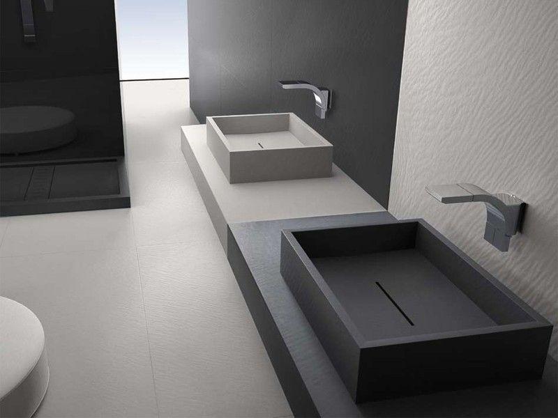 Vasque design pour les salles de bains modernes–35 mod¨les