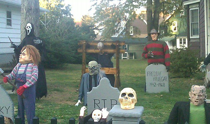 nightmare on elm street decoration ideas - Google Search halloween