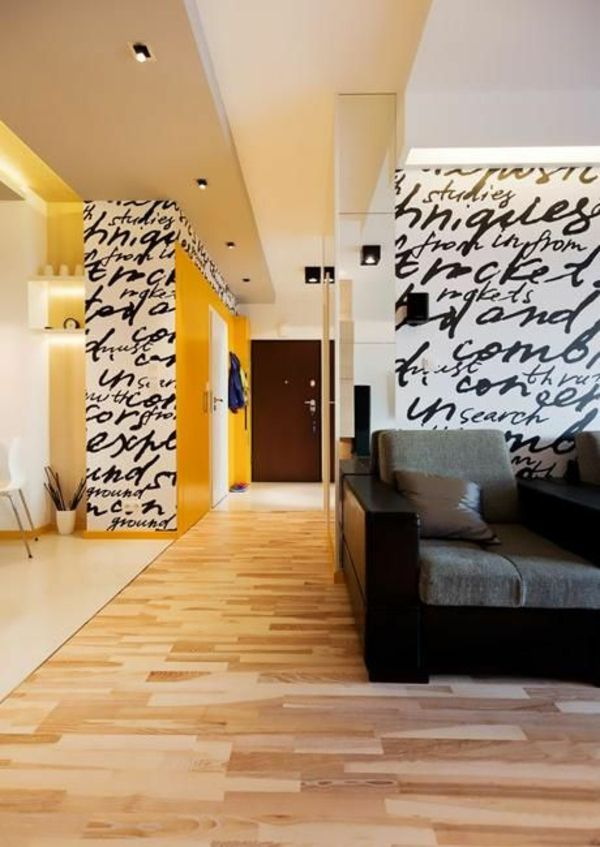 Richtig tapezieren - Designer Tapeten und Mustertapeten Casa - modern tapezieren