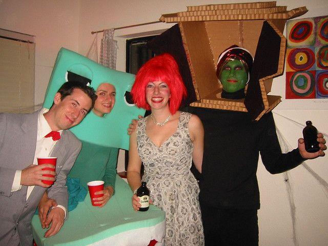 Pee Wee Herman\u0027s Playhouse Halloween costumes Halloween - ideas for halloween costumes