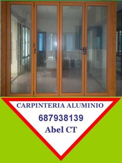 Carpintería De Aluminio Cartagena Carpinteria Aluminio Canalones Aluminio