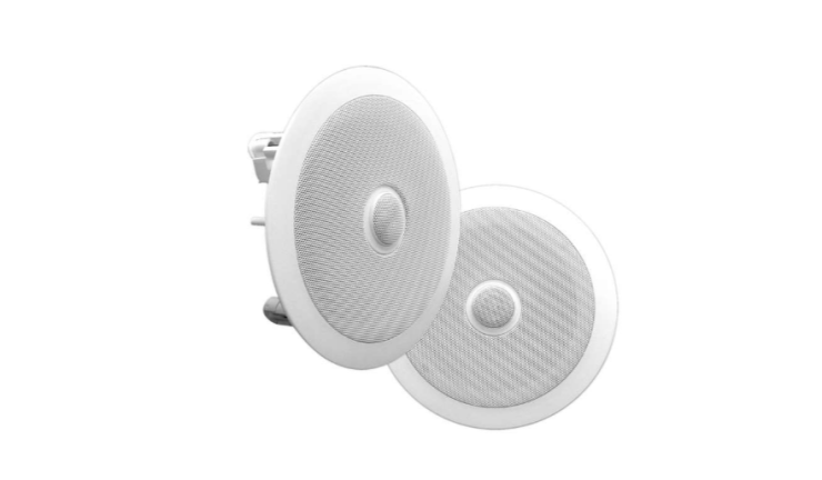 Pyle Pro Pdic60 2 Way In Wall In Ceiling Speakers Review Ceiling