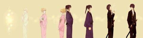 Mitsuba / Hijikata How can Gintama be so sad??