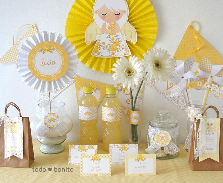 Como decorar en comunion buscar con google decoracion for Fiestas comunion decoracion