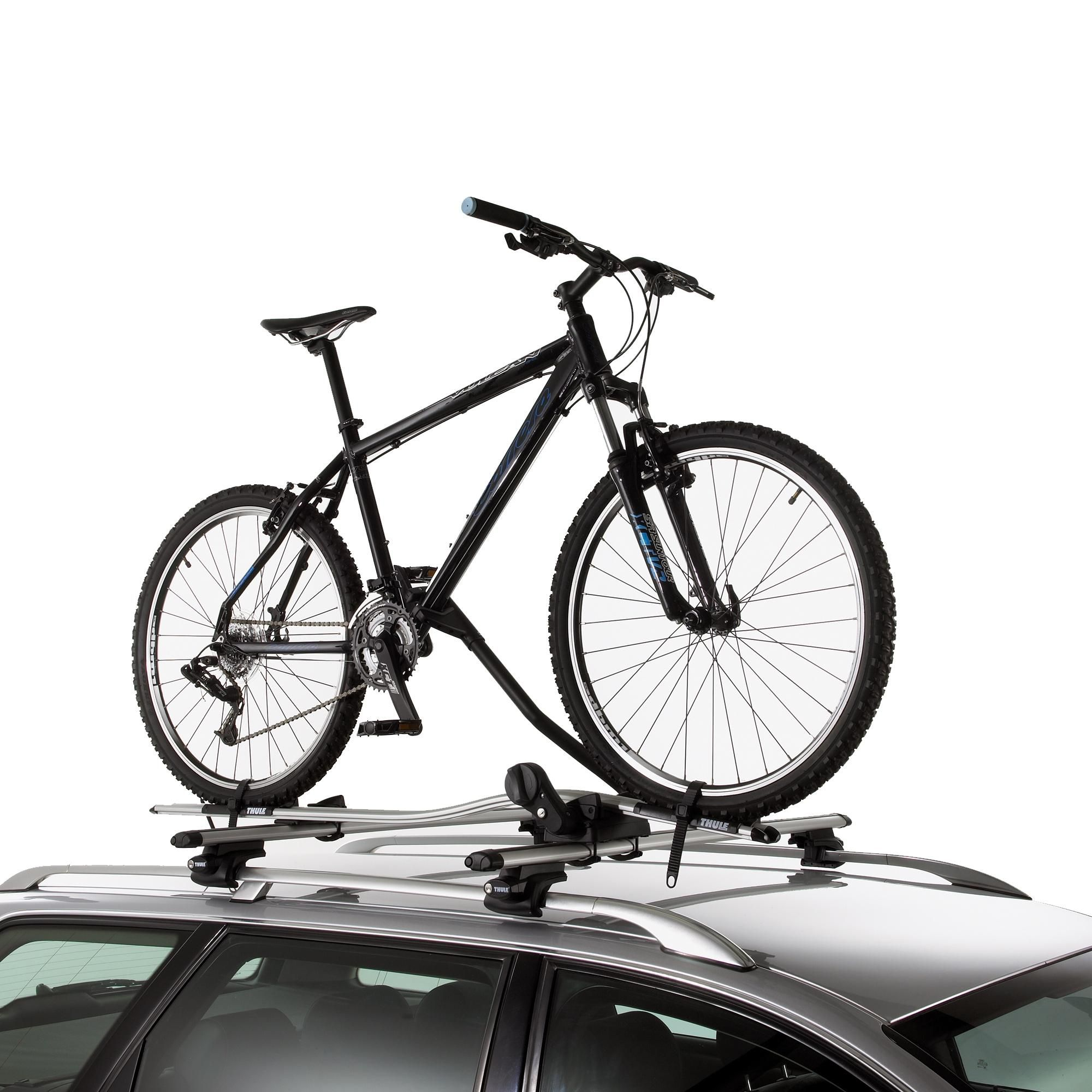 Thule Proride 591 Roof Mount Bike Carrier Is The Elegant And Easy