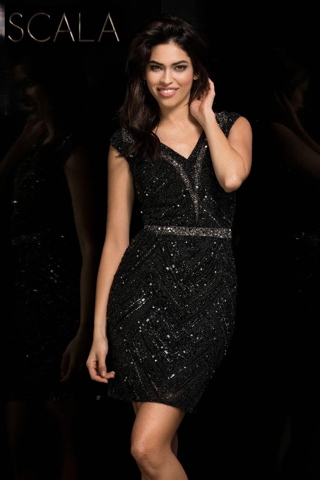 Evening dresses prom dresses by scalaucbrueascucbruedouble v