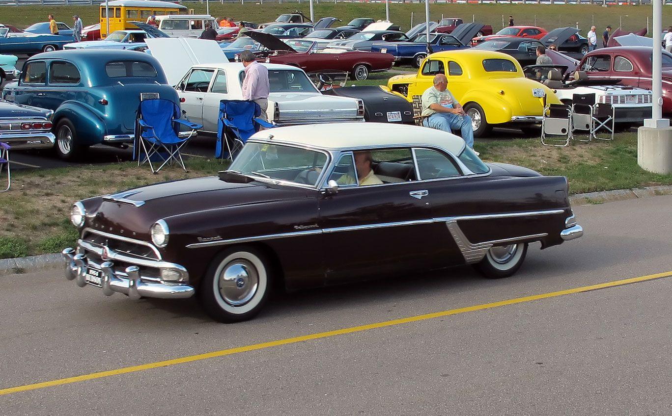 1954 Hudson Hornet Hollywood Hudson Hornet Classic Cars Hot Rod Trucks