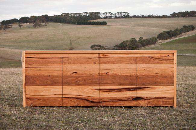 Custom built timber sideboards and buffets - Bombora Custom Furniture