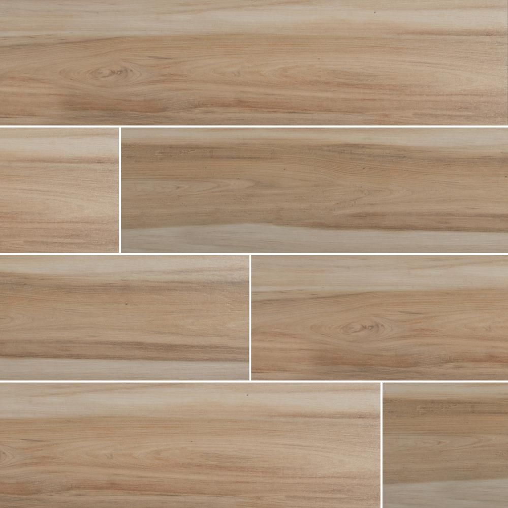 Ms International Ansley Amber 9 In X 38 Glazed Ceramic Floor And Wall Tile 14 25 Sq Ft Case Nhdansamb9x38 The Home Depot