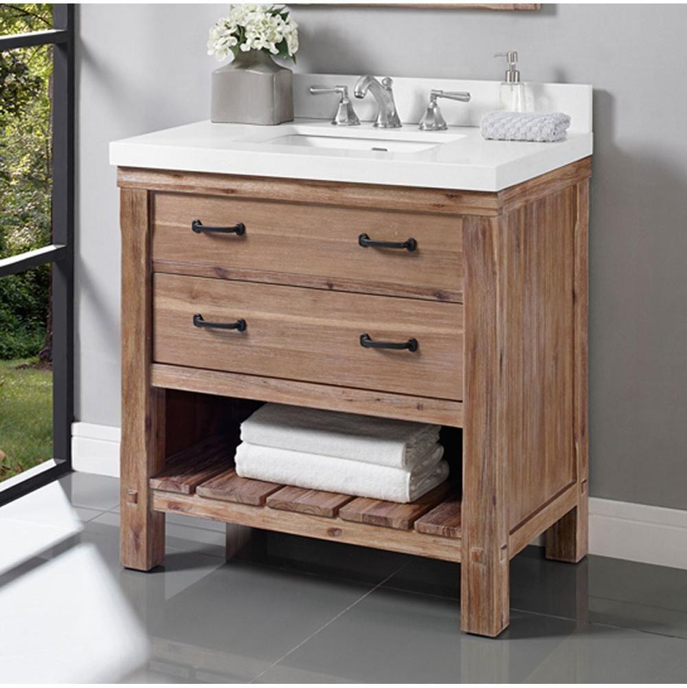 The Water Closet Fairmont Designs Canada 1507 Vh36 Napa 36