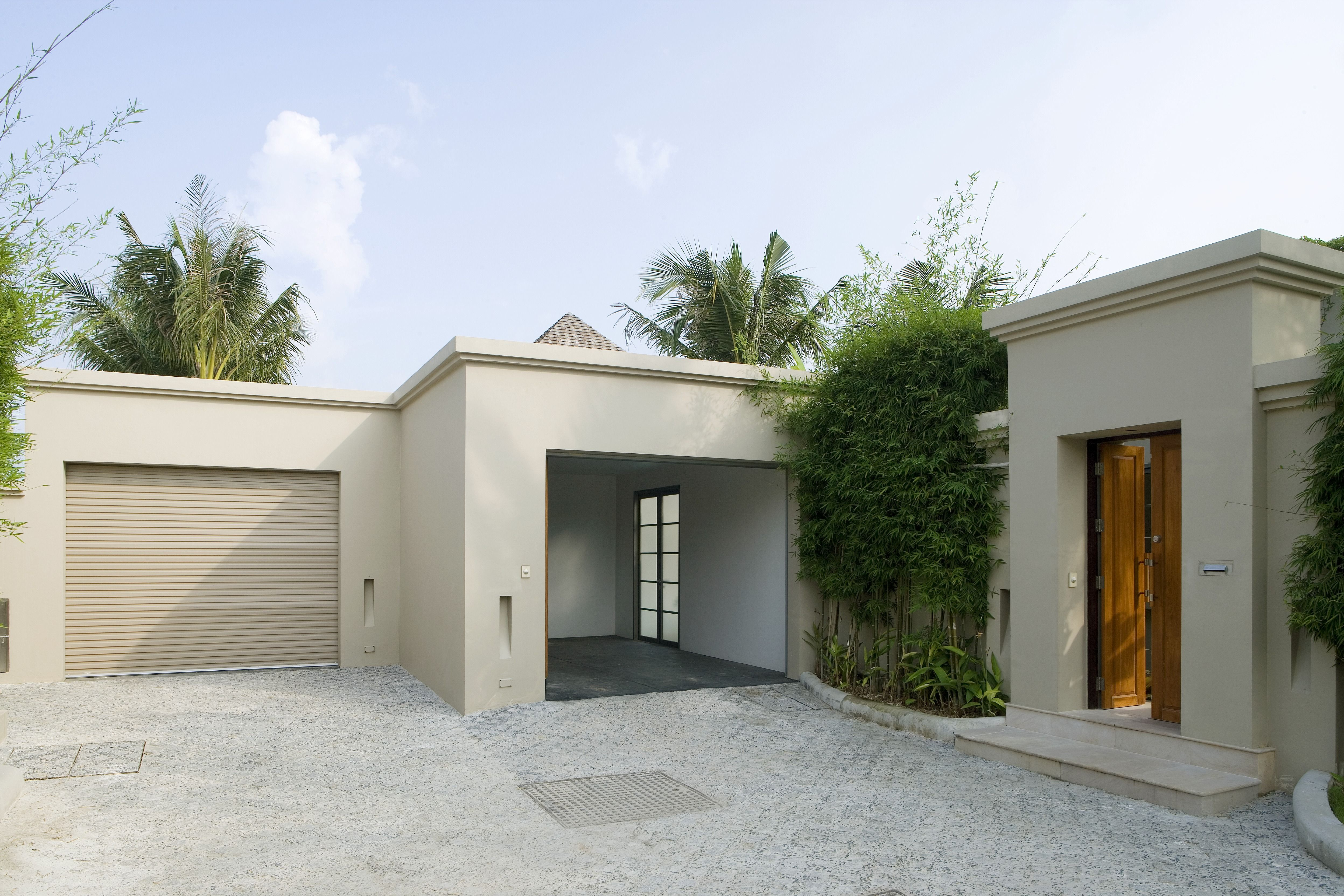 Modern Stucco