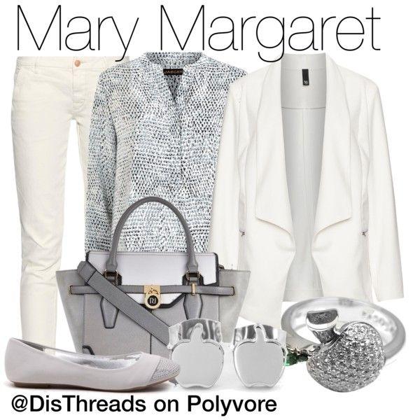 Mary Margaret Disneybound by DisThreads