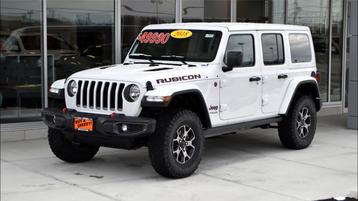 Five Shocking Facts About 6 Jeep Wrangler Unlimited
