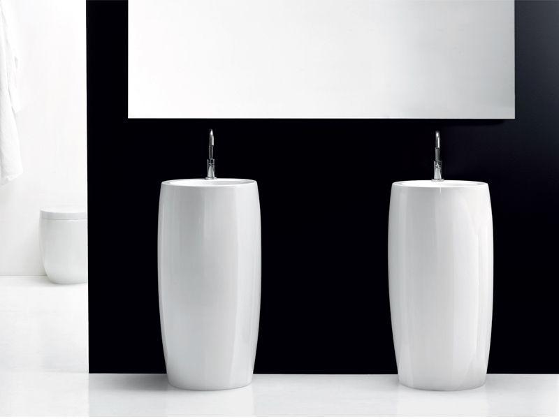 vasque totem de salle de bain - Colonne Vasque Salle De Bain