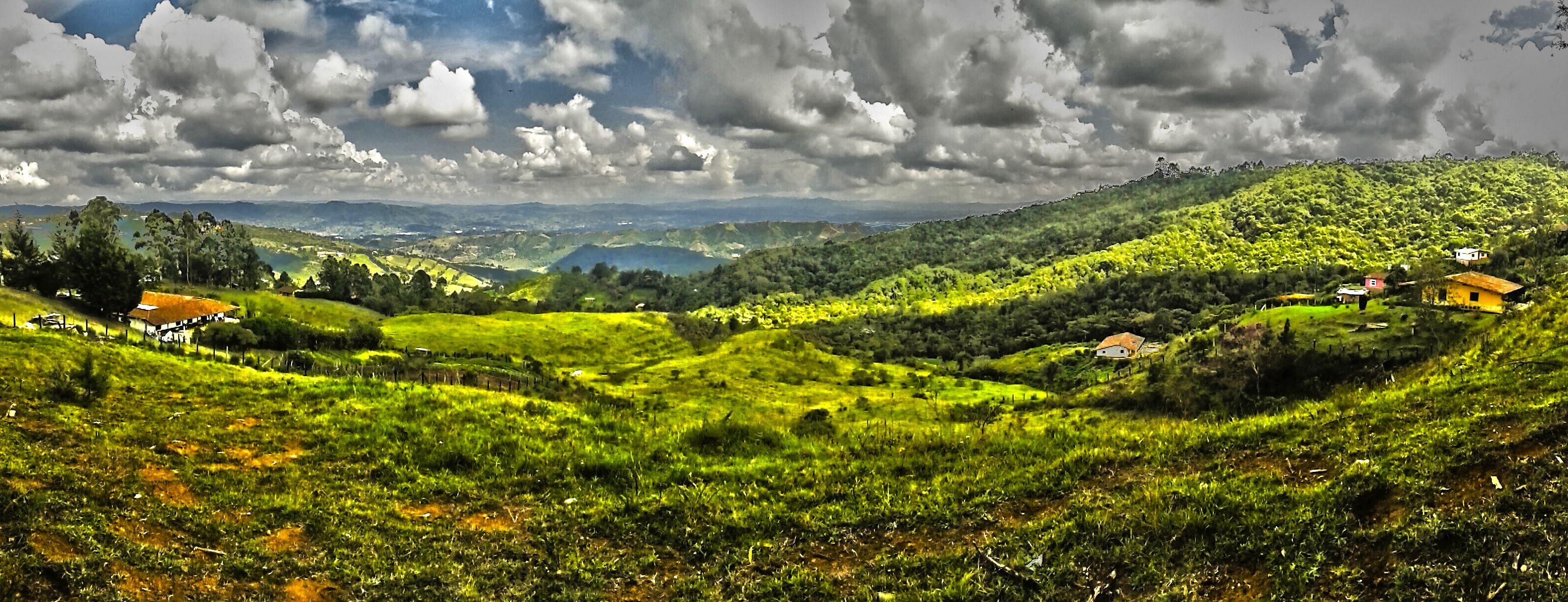 Caminando Entre Veredas Y Bosques En El Corregimiento De Santa Elena Medellin Landscape Medellin Around The Worlds